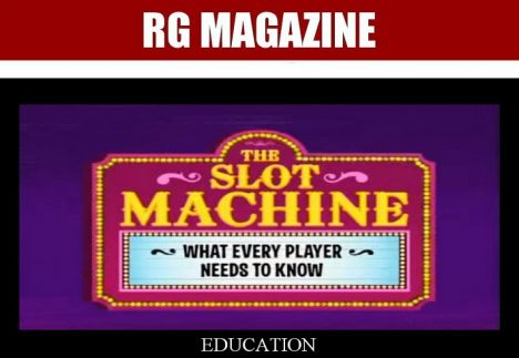 Slot Machine -  What Every Player Need to Know (long version)...