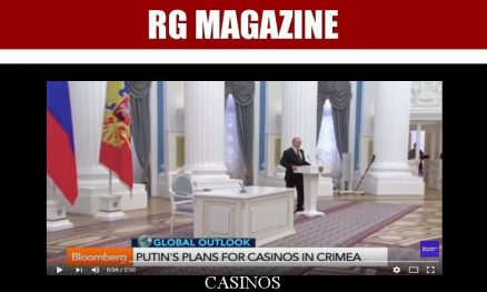 Casinos in Crimea - Putin Plans Vegas on Black Sea...