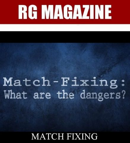 Sport Accord - MatchFixing - What are the dangers...
