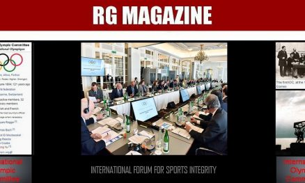 INTERNATIONAL FORUM FOR SPORTS INTEGRITY