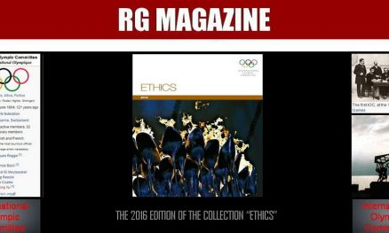 "THE 2016 EDITION OF THE COLLECTION ""ETHICS"""