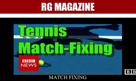 TENNIS MATCH FIXING- EVIDENCE OF SUSPECTED MATCH-FIXING REVEALED