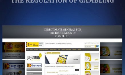 REGULATORS - DIRECTORATE GENERAL FOR THE REGULATION OF GAMBLING