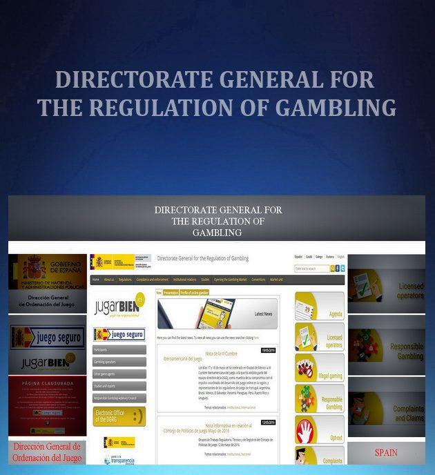 Spain gambling regulation fronteer casino