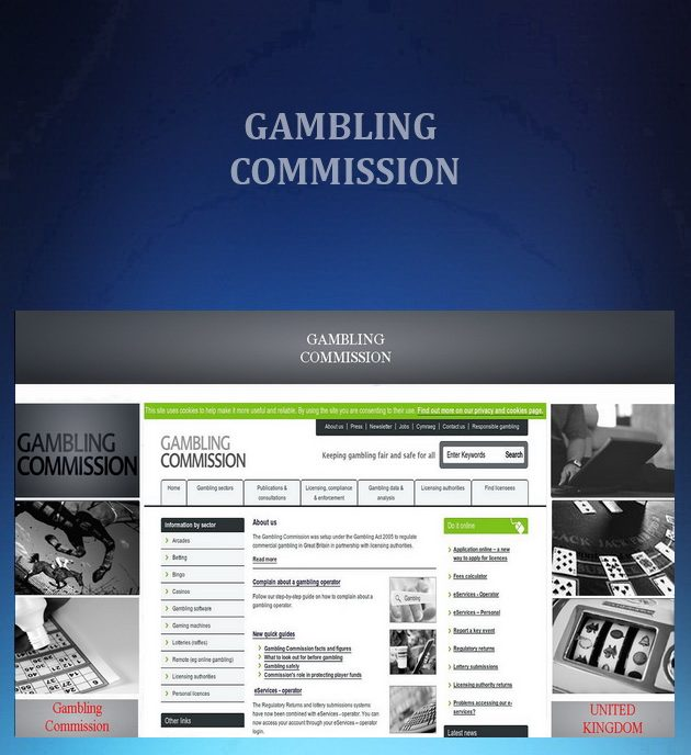 REGULATORS - GAMBLING COMMISSION...