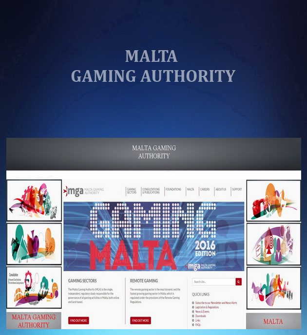 REGULATORS - MALTA GAMING AUTHORITYI