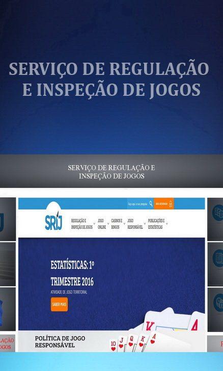 REGULATORS - SERVIÇO DE REGULAÇÃO E INSPEÇÃO DE JOGOS