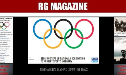 BELGIUM STEPS UP NATIONAL COORDINATION TO PROTECT SPORT'S INTEGRITY