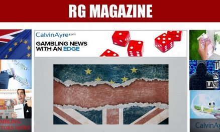 BIGGER THAN ROYAL BABY-BREXIT WAGERS BREAK RECORD FOR NON-SPORTING EVENTS IN UK...