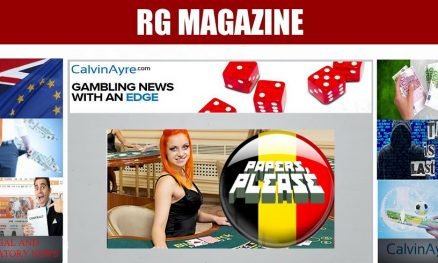 Belgium to enforce law requiring live-dealer casinos to be based in country...