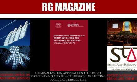 CRIMINALIZATION APPROACHES TO COMBAT MATCH-FIXING AND ILLEGAL_IRREGULAR BETTING_A GLOBAL PERSPECTIVE