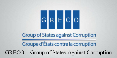 GRECO – GROUP OF STATES AGAINST CORRUPTION...