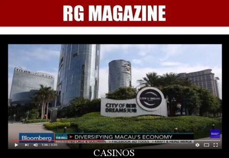 How Can Macau Move Past Gambling, Casinos...