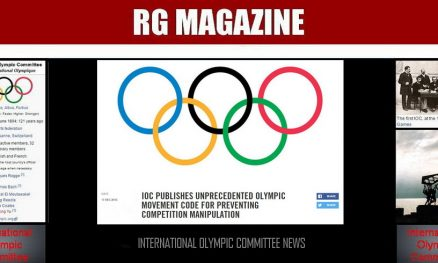 IOC PUBLISHES UNPRECEDENTED OLYMPIC MOVEMENT CODE FOR PREVENTING COMPETITION MANIPULATION
