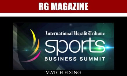 Interpol Secretary General Ronald K. Noble Interview - Sports Business Summit...