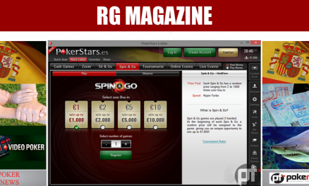 Lottery Sit and Gos Go Mainstream - PokerStars Introduces Spin & Go