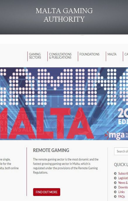 MALTA GAMING AUTHORITY...