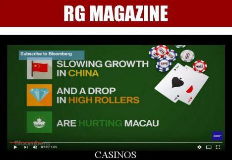 Macau's Casinos Down on Their Luck...