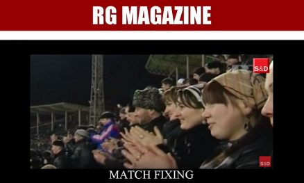 Organized crime and sport - Euro-deputies fight against match fixing...