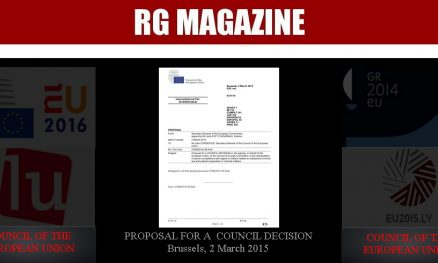 Proposal for a COUNCIL DECISION...