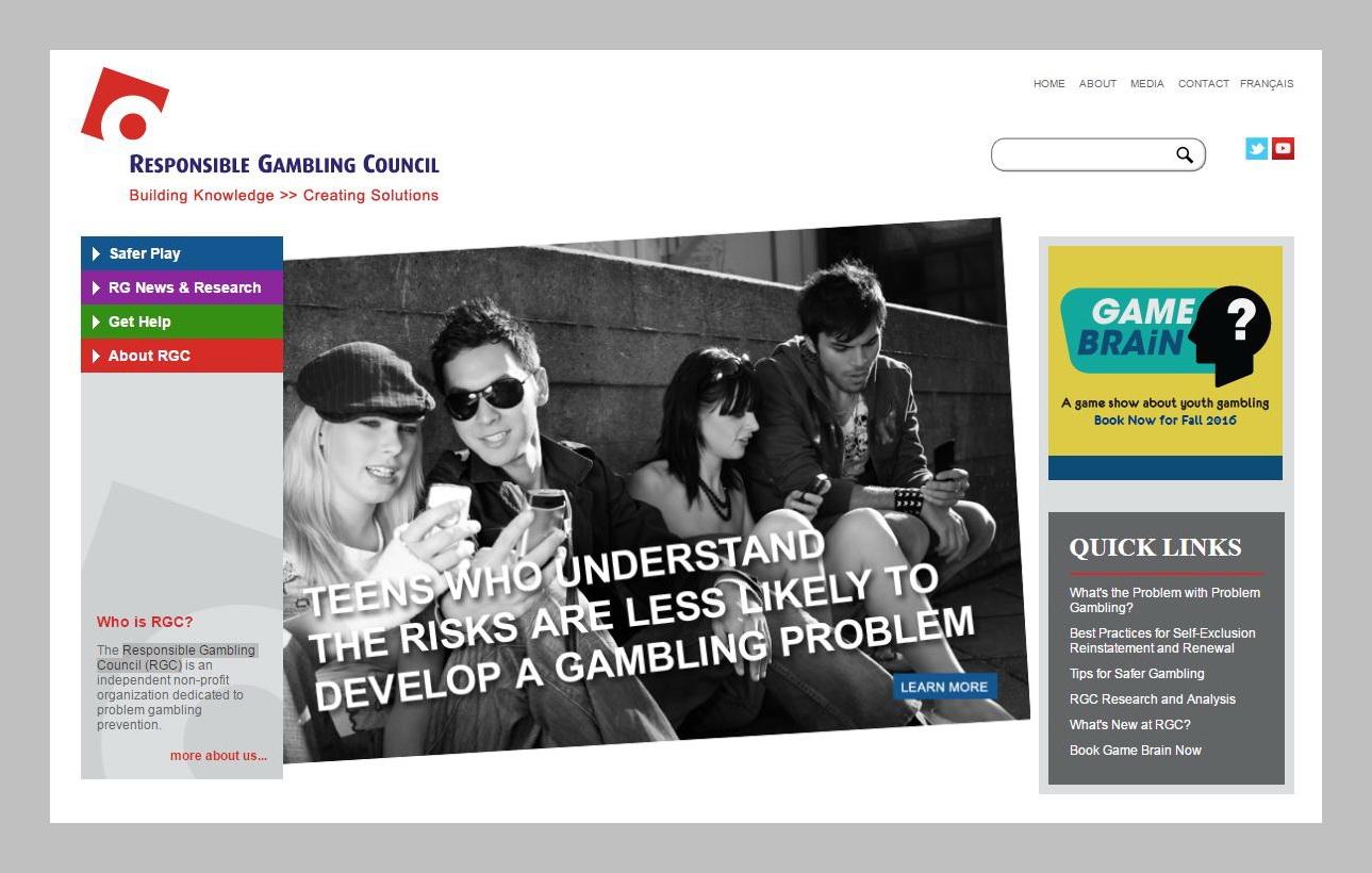 Responsible Gambling Council (RGC)