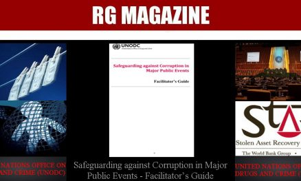 Safeguarding against Corruption in Major Public Events - Facilitator's Guide...