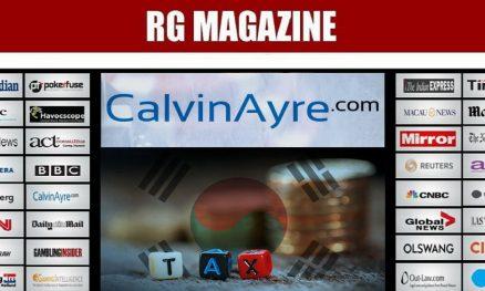 South Korea enjoys robust 2015 gambling tax revenue