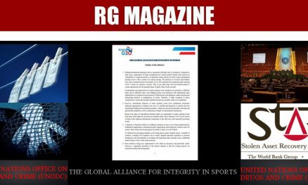 THE GLOBAL ALLIANCE FOR INTEGRITY IN SPORTS