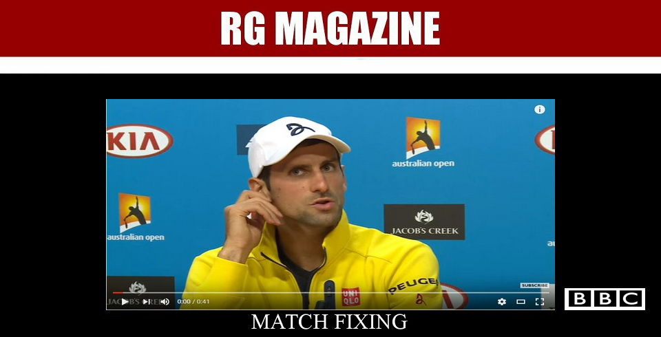 Tennis match-fixing - I was not approched directly' says Novak Djokovic