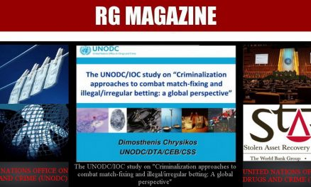 The UNODC_IOC study on _Criminalization approaches to combat match-fixing and illegal_irregular betting_ A global perspective_