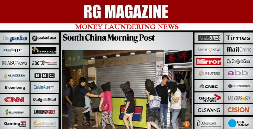 Triads linked to Euro 2016 gambling ring as 50 arrested and HK$130 million in betting records confiscated...