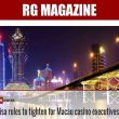Visa rules to tighten for Macau casino executives...