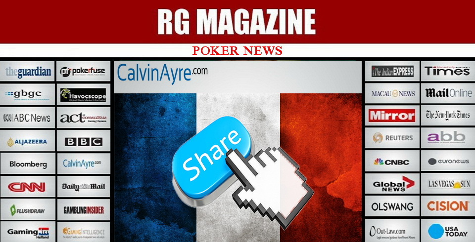 France okays online poker liquidity deals, spanish legislators urged to follow suit