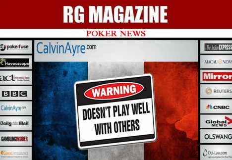 France rejects online poker liquidity sharing...again