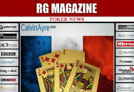 France's regulated online poker market posts first revenue gain since 2011