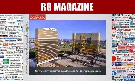 New Jersey approves MGM Resorts' Borgata purchase