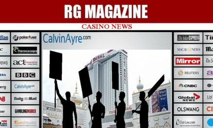 ATLANTIC CITY CASINOS ENJOY GAINS AT TRUMP TAJ MAHAL'S EXPENSE