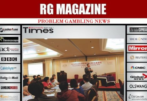 LOCALS MORE AWARE OF PROBLEM GAMBLING, EXPERTS SAY