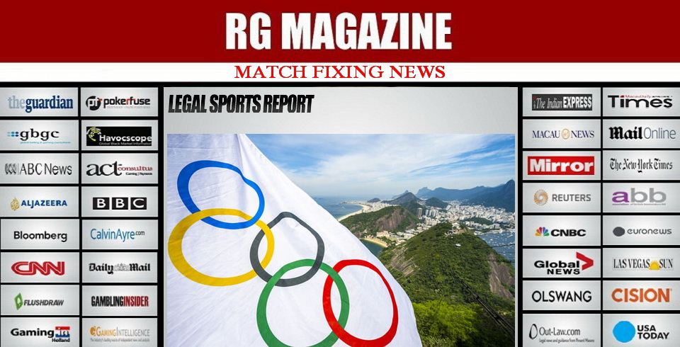 Olympics Sign Agreement With Genius Sports To Track 2016 Rio Summer Olympic Betting Odds