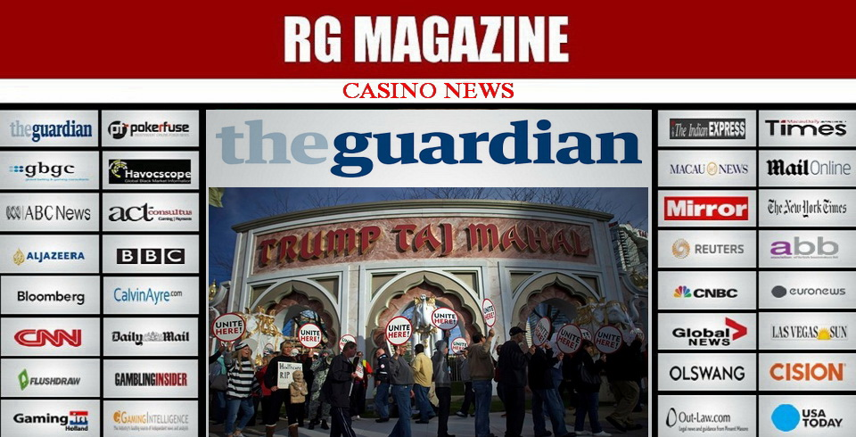 Trump Taj Mahal closing after multiple bankruptcies and union strike