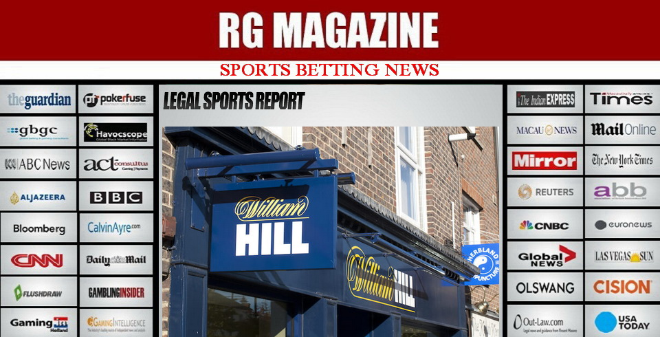 UK Sports Betting Industry Faces Further Consolidation As 888 Bids For William Hill