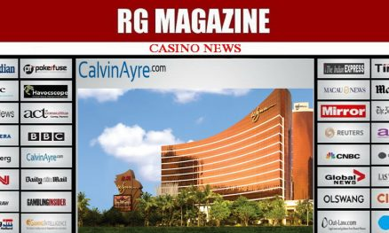 WYNN PALACE IN MACAU AWARDED ONLY 150 GAMING TABLES