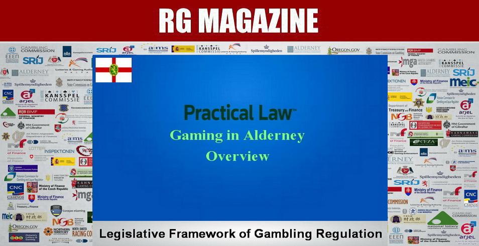 Gaming in Alderney - Overview -