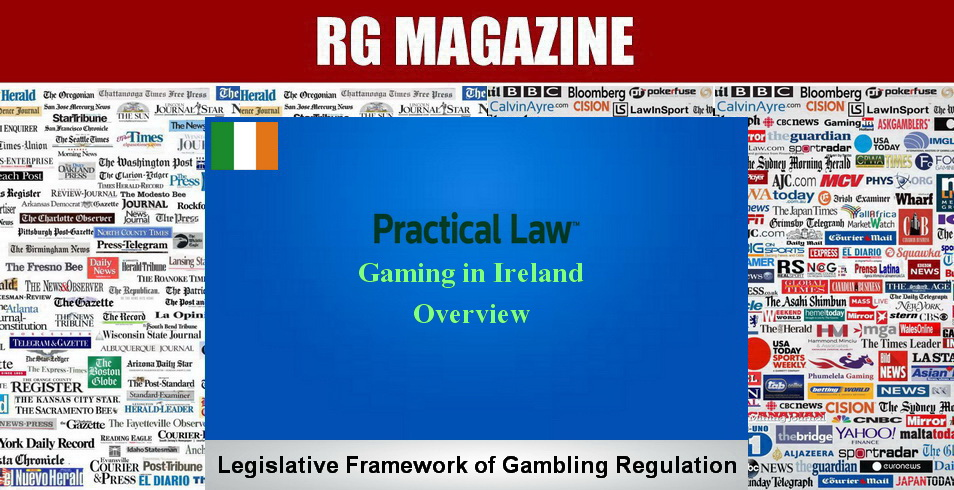 Gaming in Ireland Overview