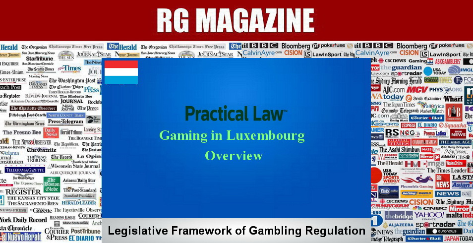Gaming in Luxembourg - Overview