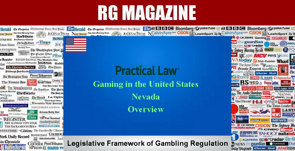 Gaming in the United States-Nevada-overview