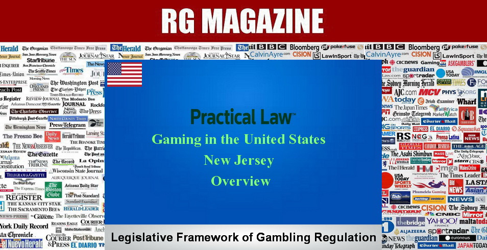 Gaming in the United States - New Jersey