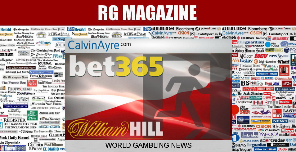Bet365, William Hill latest to exit Poland's online gambling market