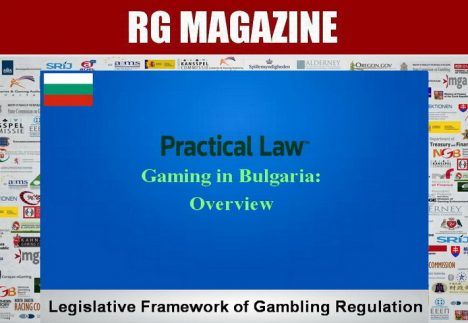 Gaming in Bulgaria - Overview -