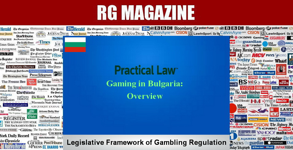 Gaming in Bulgaria - Overview...